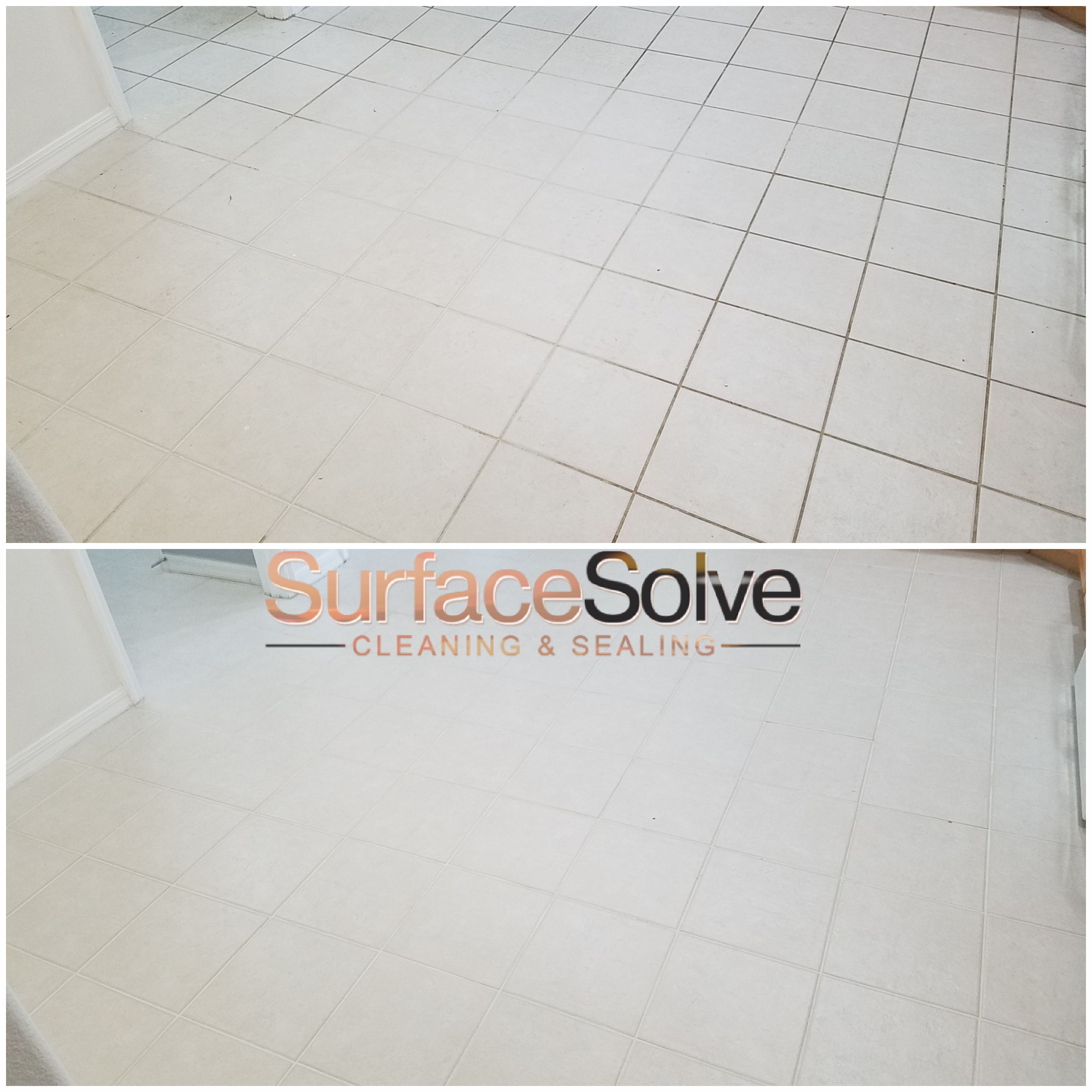 Recent Tile and Grout Cleaning Projects in 2018 | Tampa Tile Cleaning